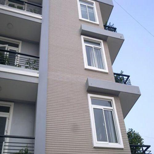 Ảnh công trình cửa sổ lùa nhôm xinfa, nhôm Việt Pháp tại Bà Rịa Vũng Tàu